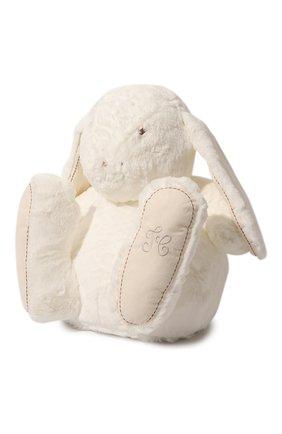 Детского плюшевая игрушка кролик TARTINE ET CHOCOLAT белого цвета, арт. T30730H | Фото 2