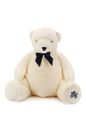 Детского плюшевая игрушка медведь TARTINE ET CHOCOLAT белого цвета, арт. T30460H | Фото 1
