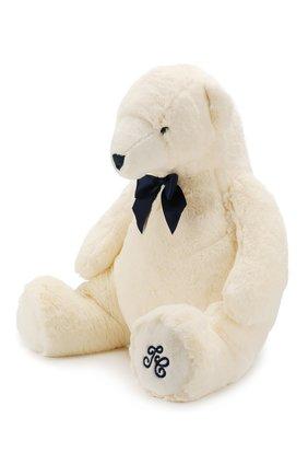 Детского плюшевая игрушка медведь TARTINE ET CHOCOLAT белого цвета, арт. T30460H | Фото 2