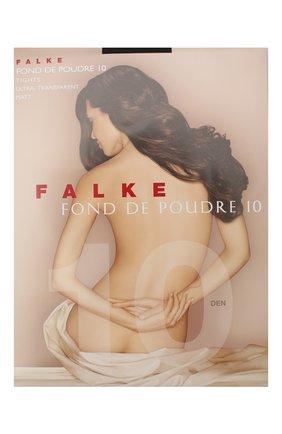 Капроновые колготки Fond de Poudre | Фото №1