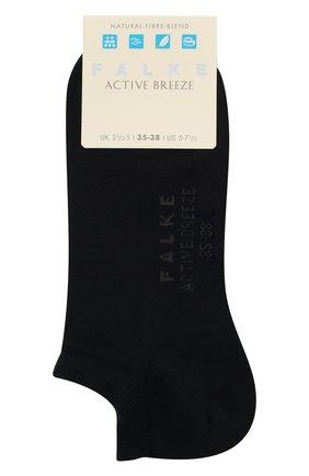 Женские носки active breeze FALKE черного цвета, арт. 46124_ | Фото 1