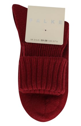 Шерстяные носки Rib | Фото №1
