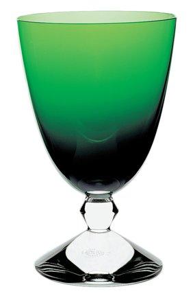 Мужского фужер для вина vega BACCARAT зеленого цвета, арт. 2 103 700 | Фото 1