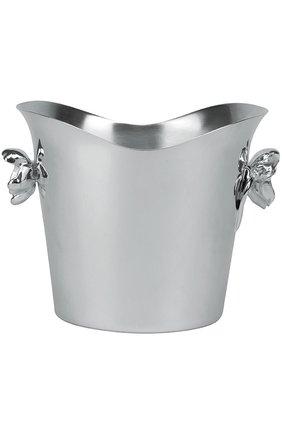 Ведро для льда anemone CHRISTOFLE серебряного цвета, арт. 04240140 | Фото 1