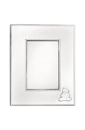 Мужского рамка для фотографий charlie bear  CHRISTOFLE серебряного цвета, арт. 04256220   Фото 1