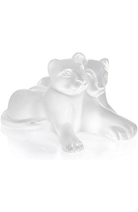 Скульптура Tambwee Lion Cubs   Фото №1