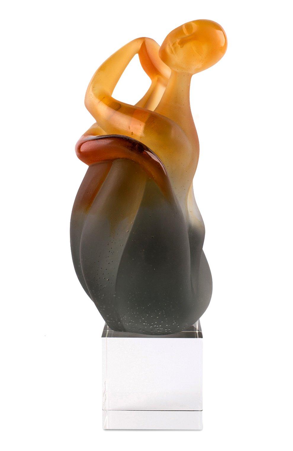 Мужского скульптура двойное я DAUM разноцветного цвета, арт. 03353 | Фото 1