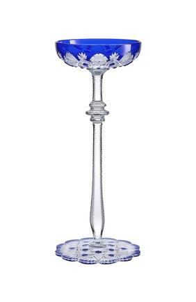 Мужского кубок для шампанского tsar BACCARAT синего цвета, арт. 1 499 122 | Фото 1