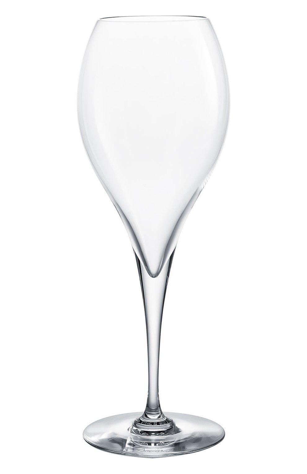 Мужского фужер для шампанского oenologie BACCARAT прозрачного цвета, арт. 2 100 304 | Фото 1