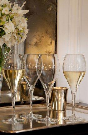 Мужского фужер для шампанского oenologie BACCARAT прозрачного цвета, арт. 2 100 304 | Фото 2