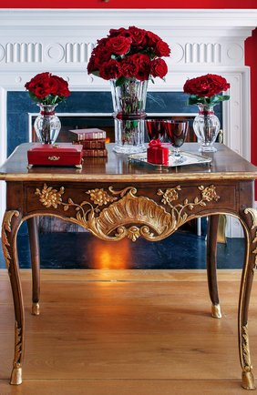 Мужского ваза balustre harcourt BACCARAT прозрачного цвета, арт. 2 802 260 | Фото 2