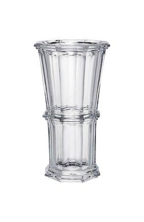Мужского ваза straight harcourt BACCARAT прозрачного цвета, арт. 2 802 261 | Фото 1