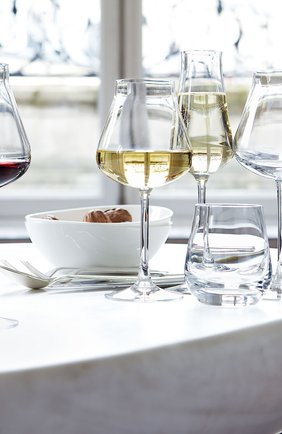 Набор из 2-х фужеров для шампанского chateau baccarat BACCARAT прозрачного цвета, арт. 2 611 149   Фото 2