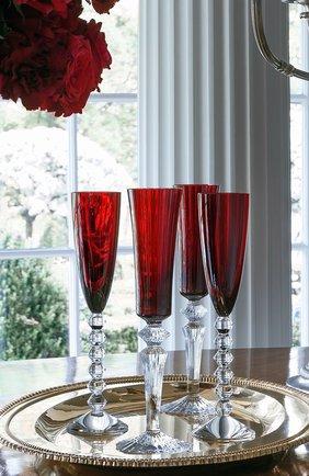 Мужского фужер для шампанского vega BACCARAT красного цвета, арт. 2 101 573 | Фото 2