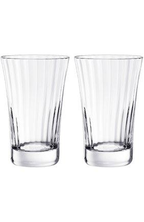 Мужского набор их 2-х стаканов для сока mille nuits BACCARAT прозрачного цвета, арт. 2 105 761 | Фото 1