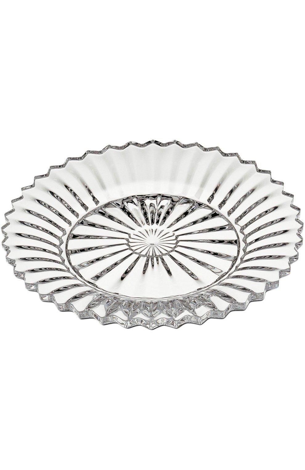Мужского тарелка mille nuits BACCARAT прозрачного цвета, арт. 2 104 543 | Фото 1