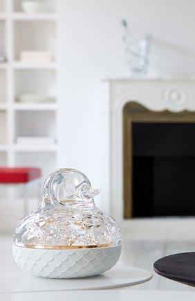 Шкатулка canard BACCARAT прозрачного цвета, арт. 2 607 500 | Фото 2 (Статус проверки: Проверена категория; Ограничения доставки: fragile-2)