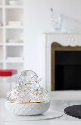 Мужская шкатулка canard BACCARAT прозрачного цвета, арт. 2 607 500 | Фото 2