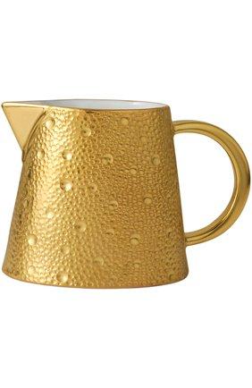 Мужская молочник ecume or BERNARDAUD золотого цвета, арт. 0739/20523 | Фото 1