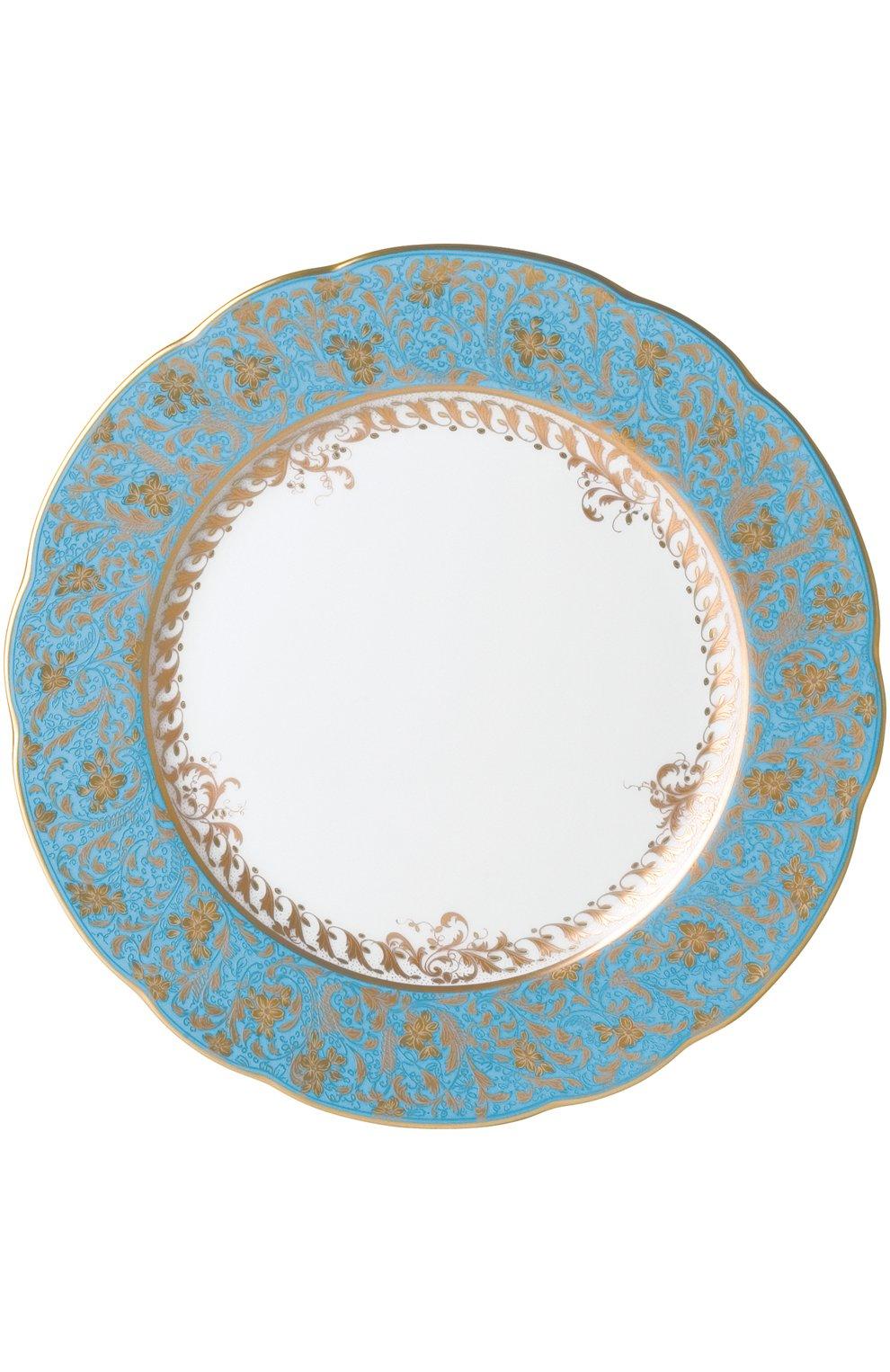 Тарелка для хлеба и масла Eden Turquoise Bernardaud  | Фото №1