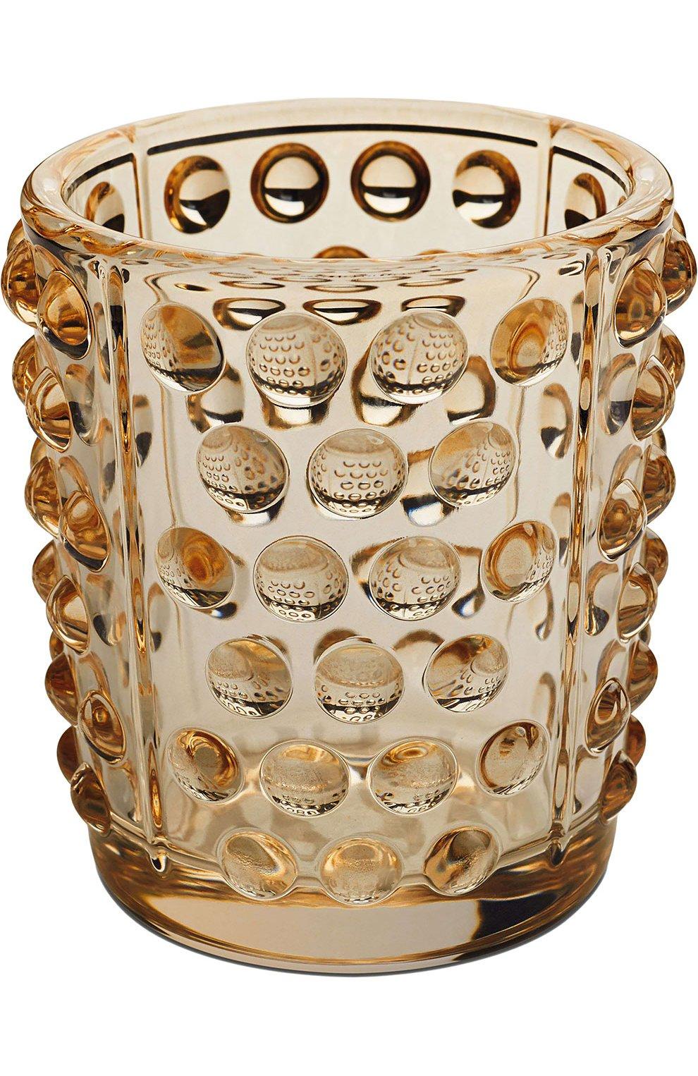 Мужского подсвечник mossi LALIQUE золотого цвета, арт. 10370000 | Фото 1