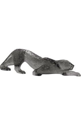Мужского скульптура zeila LALIQUE серого цвета, арт. 1167400 | Фото 1