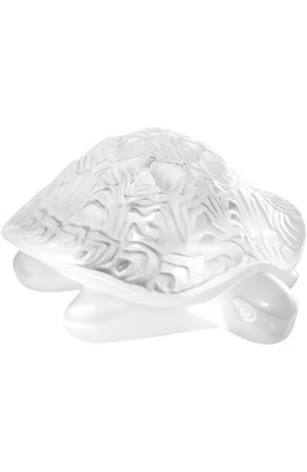 Мужского скульптура sidonie turtle LALIQUE прозрачного цвета, арт. 1213800   Фото 1