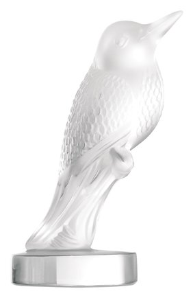 Мужского скульптура hummingbird LALIQUE прозрачного цвета, арт. 1065400 | Фото 1
