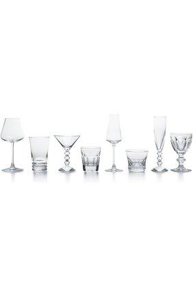 Мужского набор из 8-ми бокалов cocktail party in a box BACCARAT прозрачного цвета, арт. 2 809 852 | Фото 1