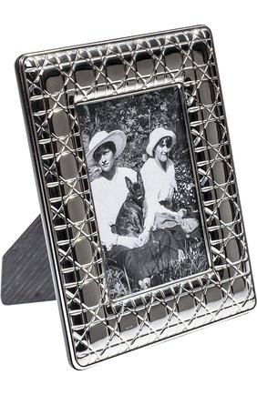 Мужская рамка для фотографии russian сut TSAR серебряного цвета, арт. 4620913 | Фото 1