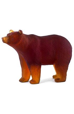 Мужского скульптура bear DAUM коричневого цвета, арт. 05423 | Фото 1