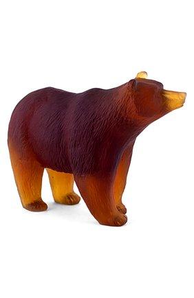 Мужского скульптура bear DAUM коричневого цвета, арт. 05423 | Фото 2