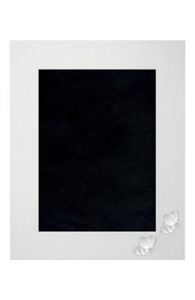 Мужского рамка для фотографий  beebee CHRISTOFLE белого цвета, арт. 04256956   Фото 1