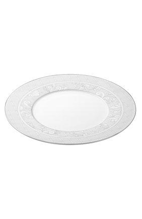 Мужского тарелка обеденная jardin d'eden CHRISTOFLE белого цвета, арт. 07683115   Фото 2
