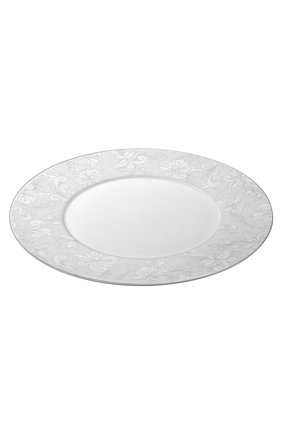 Мужского тарелка десертная jardin d'eden CHRISTOFLE белого цвета, арт. 07683130   Фото 2