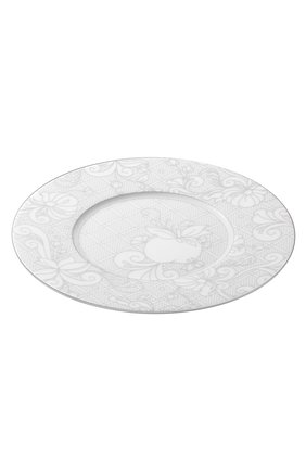 Мужского тарелка для хлеба и масла jardin d'eden CHRISTOFLE белого цвета, арт. 07683140   Фото 2