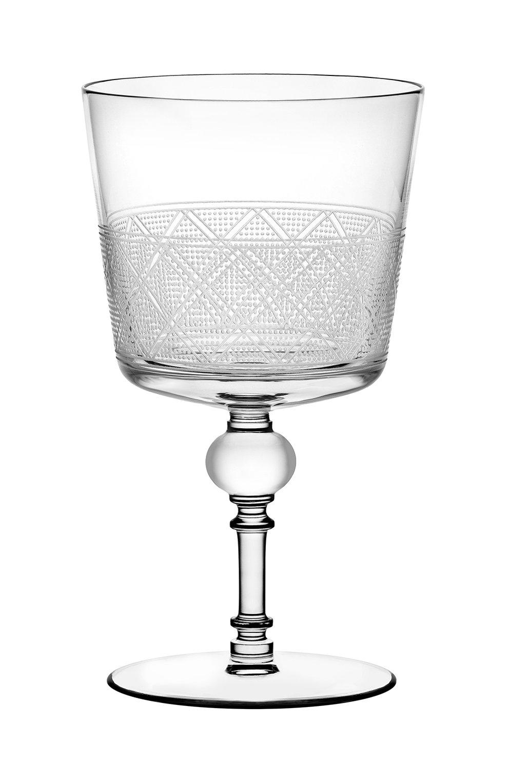 Мужского бокал для воды jardin d'eden CHRISTOFLE прозрачного цвета, арт. 07927001 | Фото 1