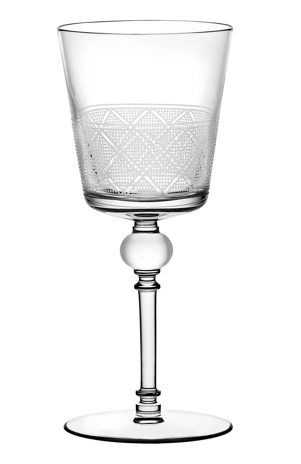 Мужского бокал для белого вина jardin d'eden CHRISTOFLE прозрачного цвета, арт. 07927003 | Фото 1