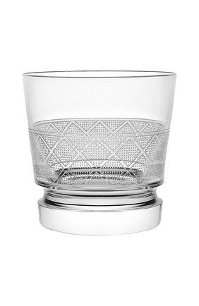 Мужского набор из 2-х стаканов для виски jardin d'eden CHRISTOFLE прозрачного цвета, арт. 07927260   Фото 2
