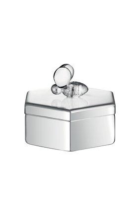 Мужского коробочка для первого зуба beebee CHRISTOFLE серебряного цвета, арт. 04261540   Фото 1