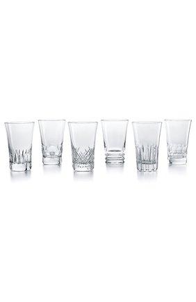 Мужского набор из 6-ти бокалов everyday grand BACCARAT прозрачного цвета, арт. 2 809 881 | Фото 1