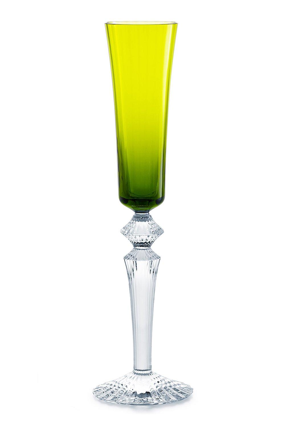 Набор из 4-х фужеров для шампанского Mille Nuits Baccarat    Фото №4