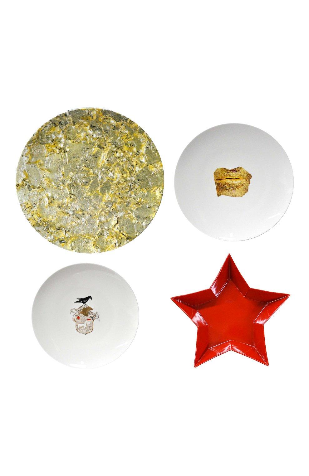 Набор тарелок Marina Abramovic Set A   Фото №1