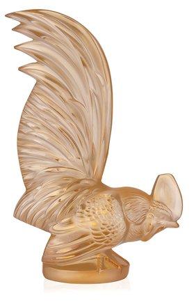 Мужского пресс-папье bantam LALIQUE золотого цвета, арт. 10548700 | Фото 1