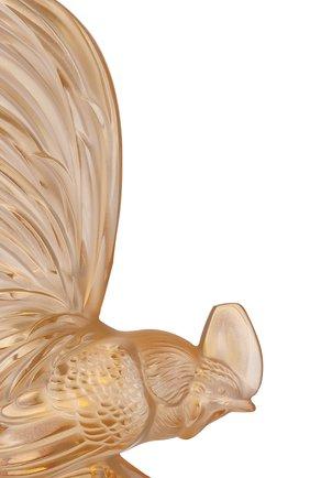 Мужского пресс-папье bantam LALIQUE золотого цвета, арт. 10548700 | Фото 2