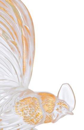 Мужского пресс-папье bantam LALIQUE золотого цвета, арт. 10548800 | Фото 2