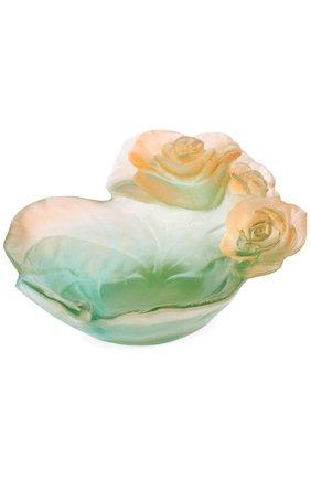 Мелочница roses DAUM зеленого цвета, арт. 05289-2 | Фото 2 (Статус проверки: Проверена категория; Ограничения доставки: fragile-2)