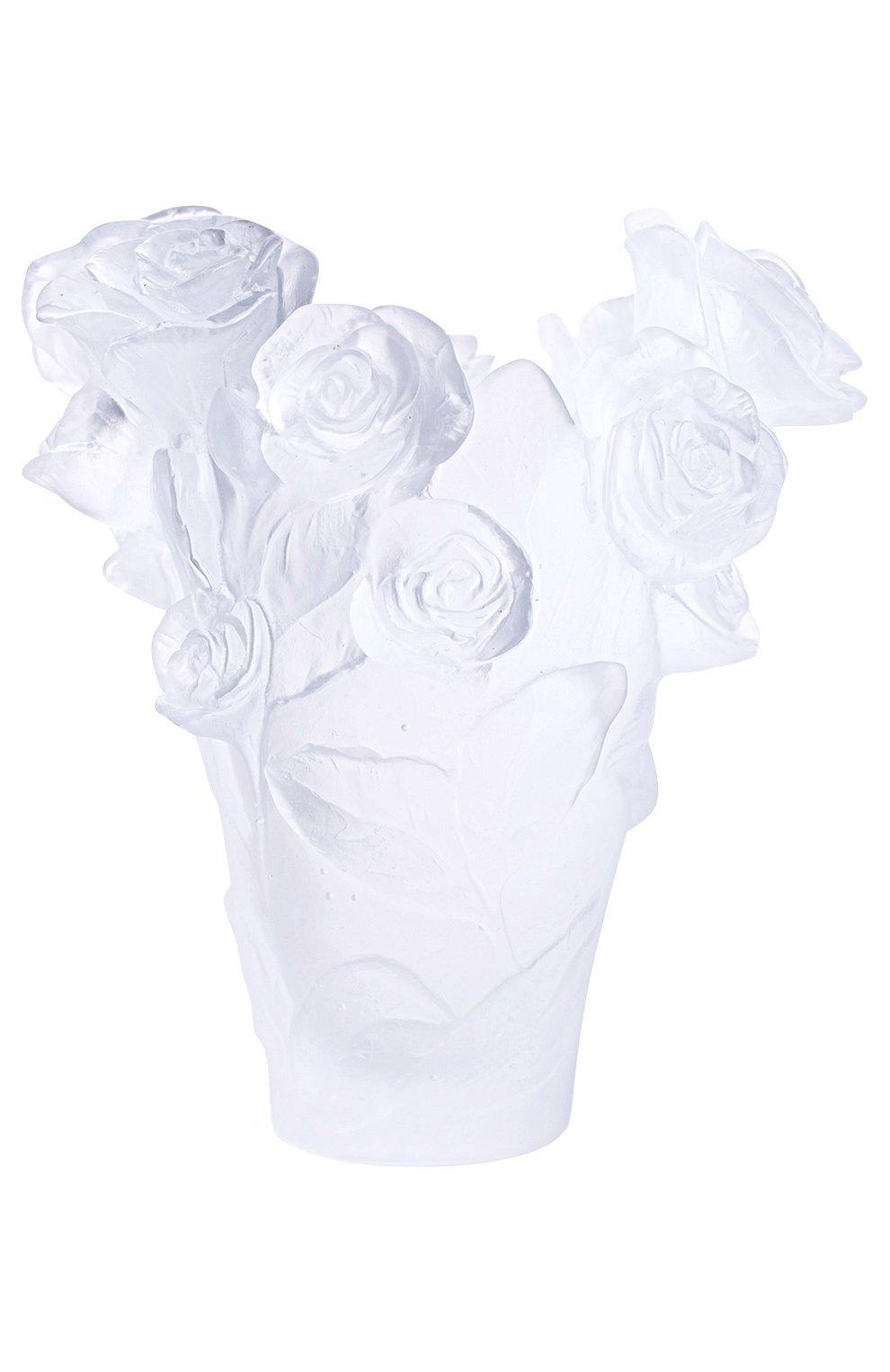 Ваза roses Daum  | Фото №1