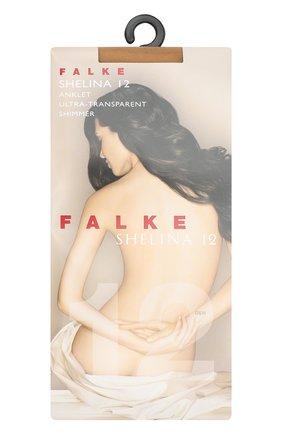 Женские капроновые носки shelina FALKE телесного цвета, арт. 41326_   Фото 1