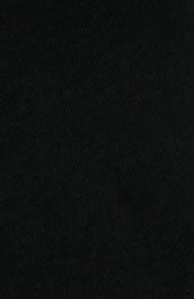 Женские гольфы softmerino из смеси шерсти и хлопка FALKE черного цвета, арт. 47438_ | Фото 4